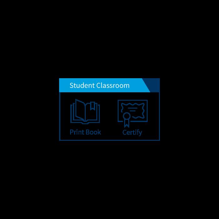 CDSP Student Print & Digital Course Bundle w/o lab